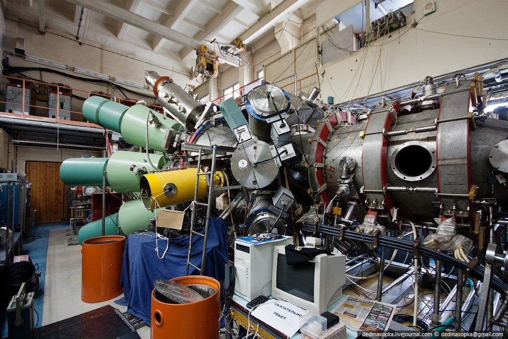 Кто строит термоядерный реактор - 8