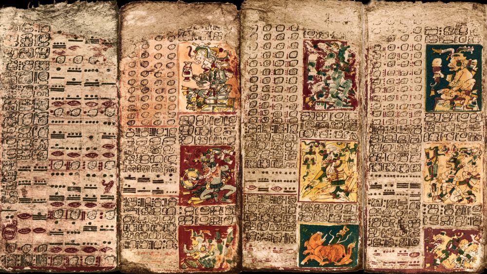 Майя знали о нерегулярности синодического периода Венеры - 2