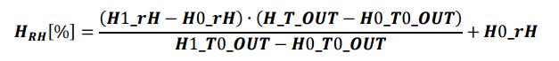 Один день программиста ембеддера. Написать драйвер для датчика влажности HTS221 от STM — это очень просто? - 5