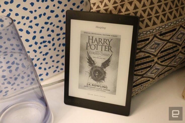 Электронная книга Kobo Aura One стоит 230 долларов