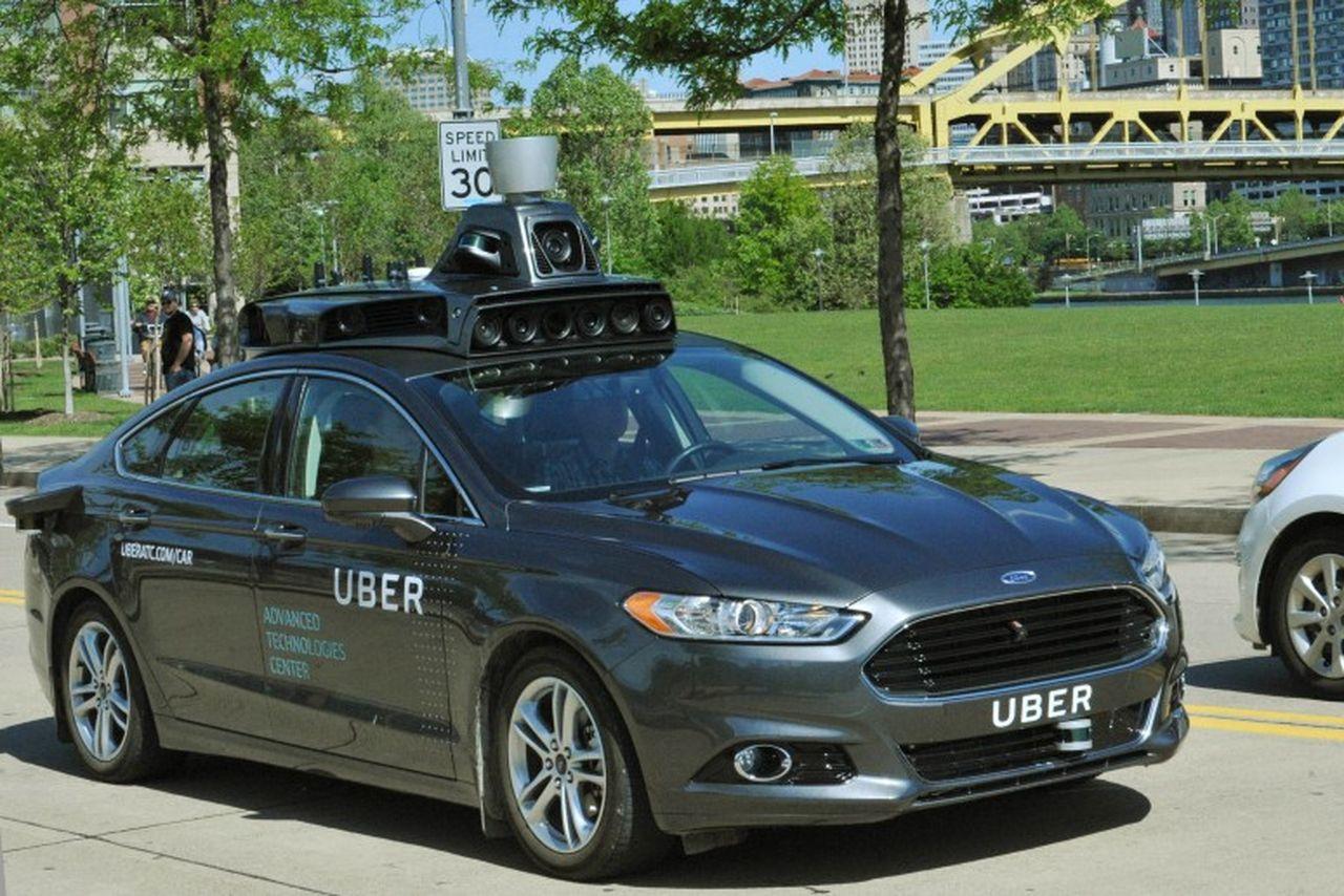 Uber начинает тестировать роботакси в Питтсбурге - 1