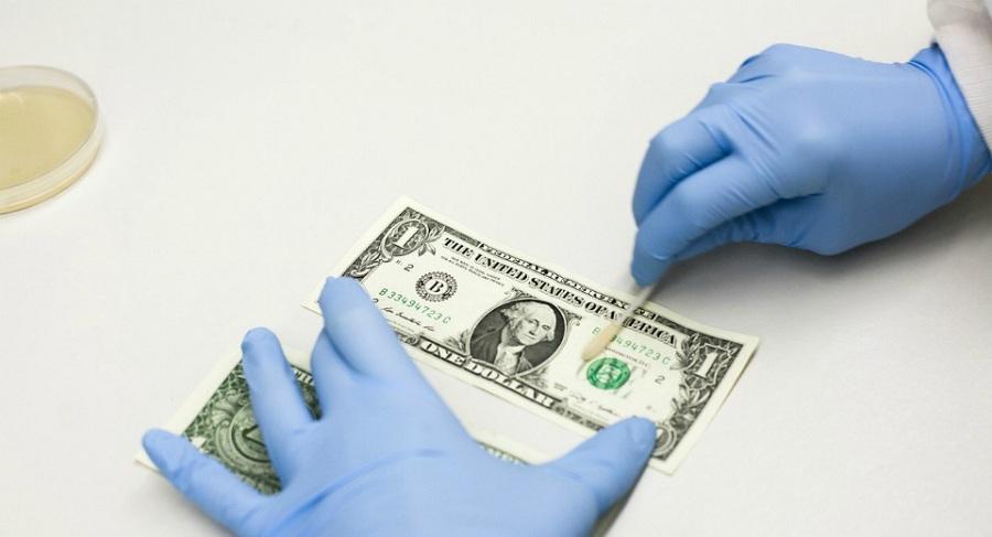 Эксперимент в банке: очистители воздуха против грязных денег - 2