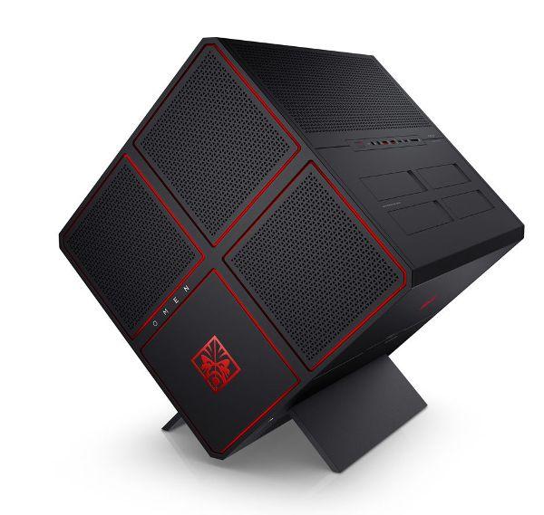 ПК HP Omen X Desktop оснащается видеокартами Nvidia и AMD
