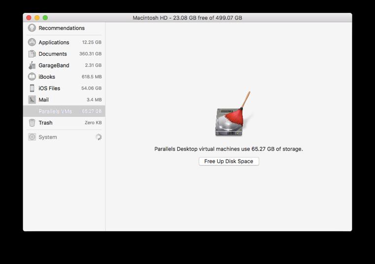 Как увеличить жизнь батареи на Mac и другие функции Parallels Desktop 12 - 6