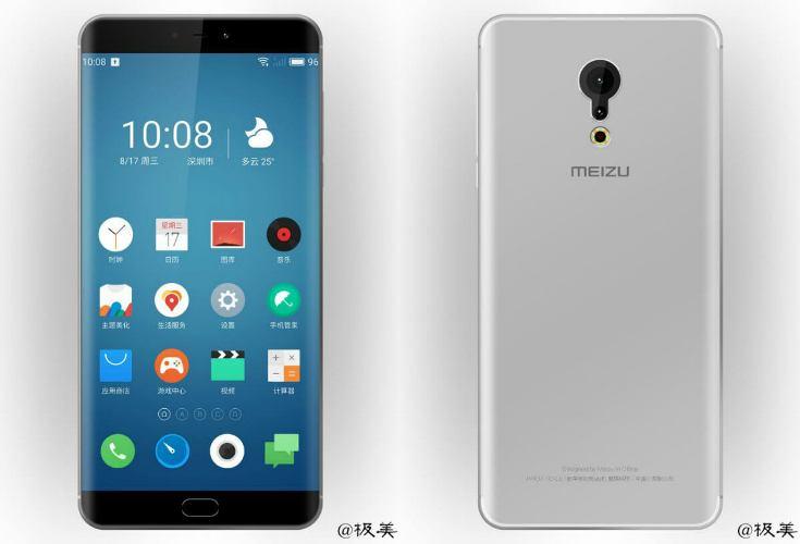 Смартфон Meizu Pro 7 принесёт некоторое обновление дизайна