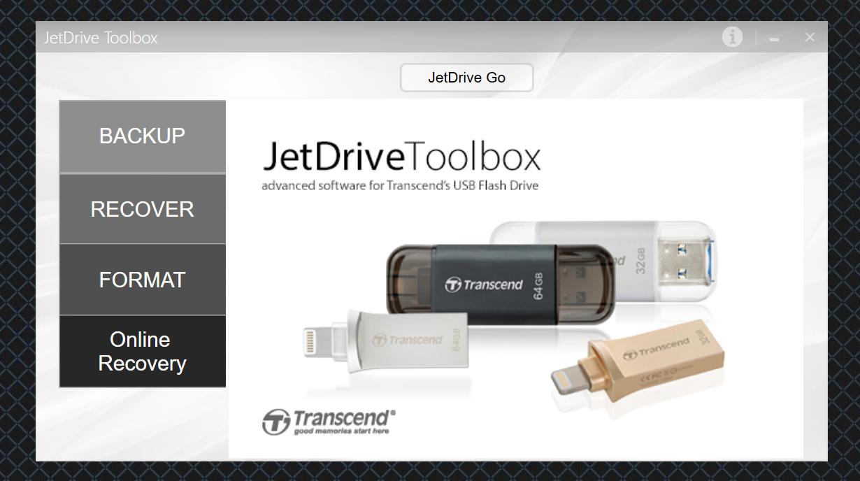 Обзор флешки USB-Lightning Transcend JetDrive Go 300K - 11