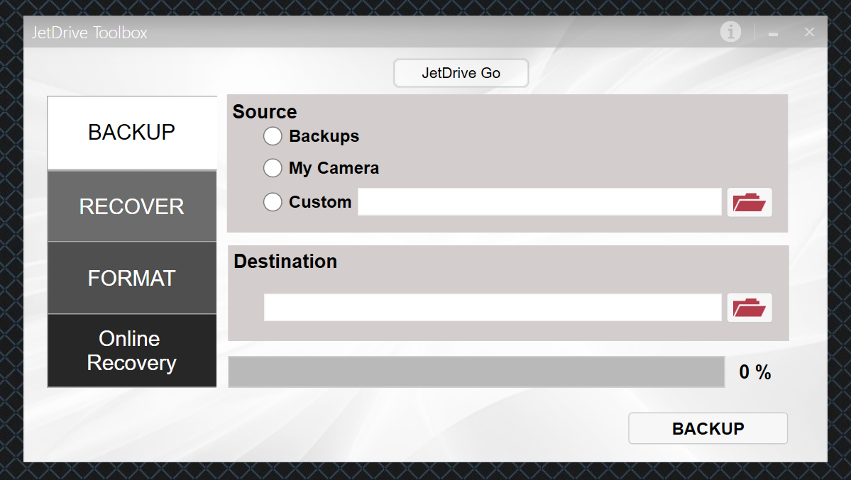 Обзор флешки USB-Lightning Transcend JetDrive Go 300K - 12