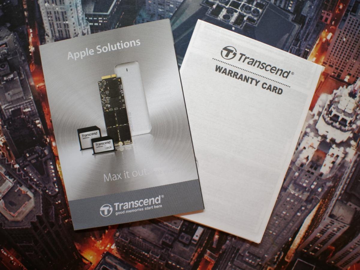 Обзор флешки USB-Lightning Transcend JetDrive Go 300K - 3