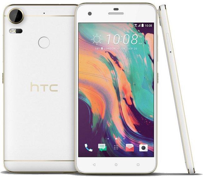 Опубликованы качественные изображения и характеристики смартфонов HTC Desire 10 Pro и HTC Desire 10 Lifestyle - 1