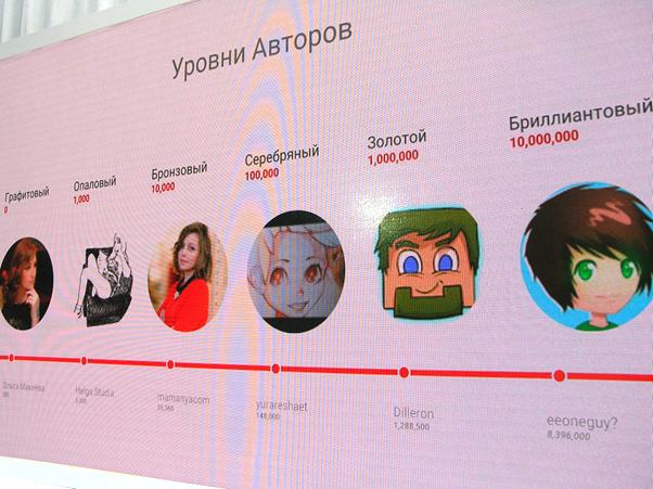 Отчет о посещении конференции YouTube в Киеве или Почему видеоконтент стал частью жизни - 8