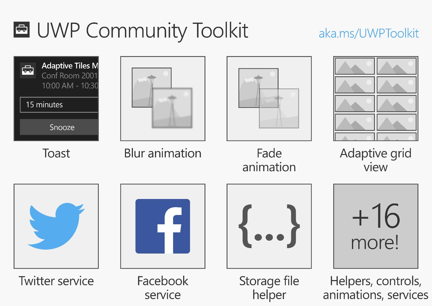Представляем новый UWP Community Toolkit - 1