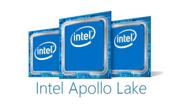 Стали известны параметры CPU Intel Pentium N4200