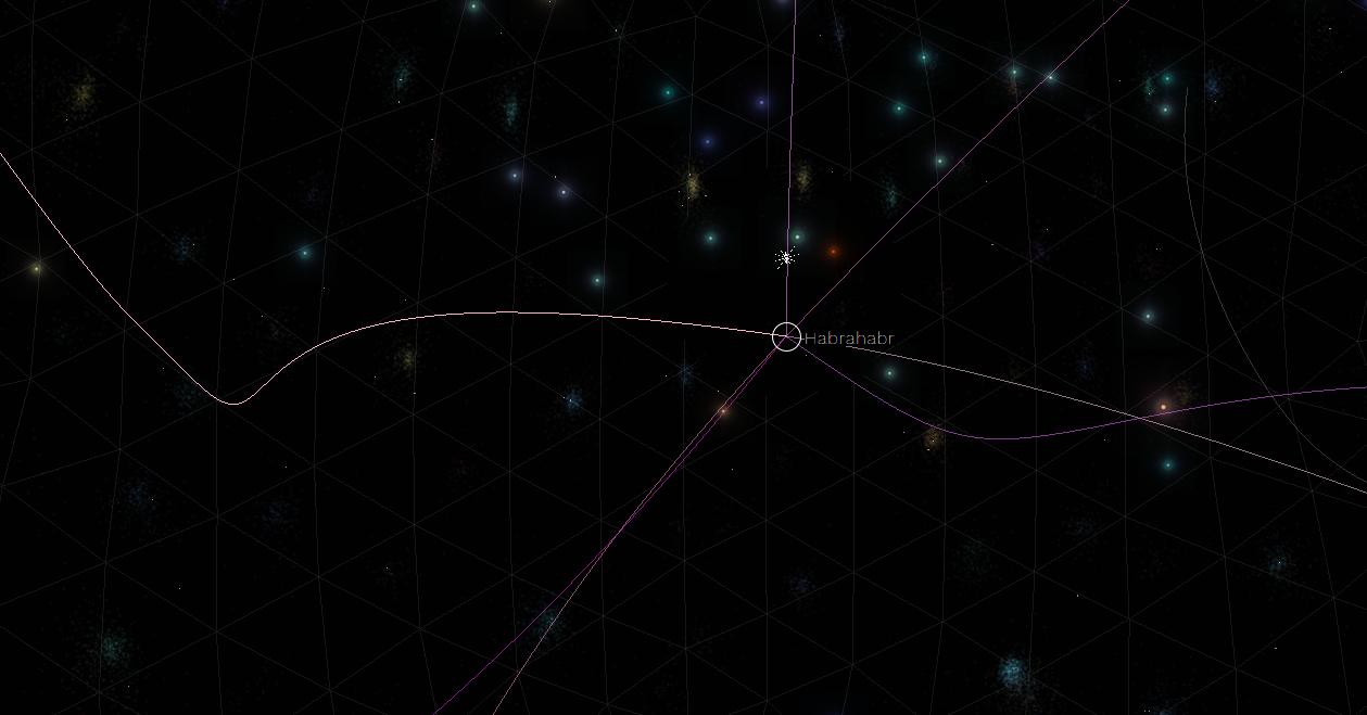 Проект Wikiverse: визуализация информационной вселенной Википедии - 2