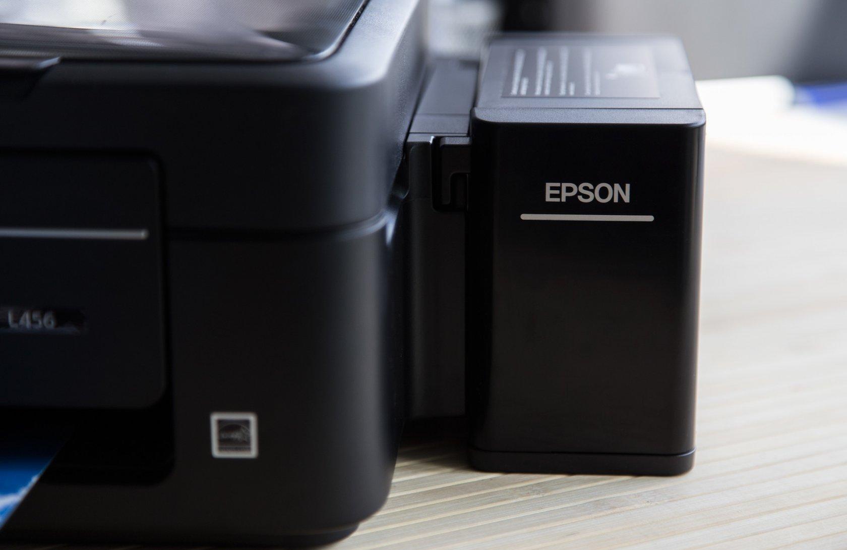 Epson L456 c СНПЧ. Кому экономичное МФУ? - 6
