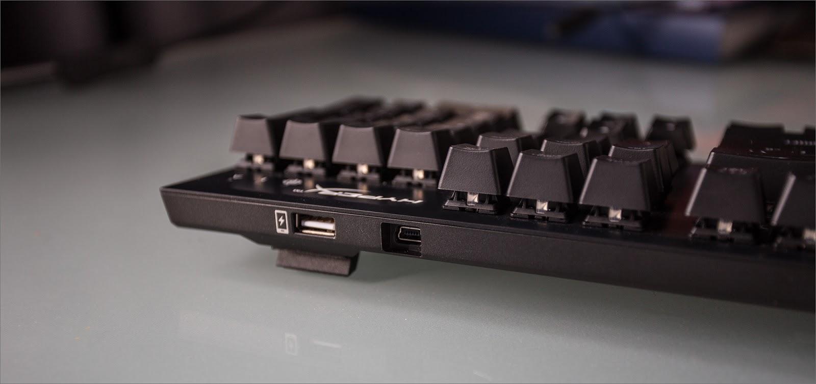 HyperX Alloy FPS — надёжность превыше всего - 3