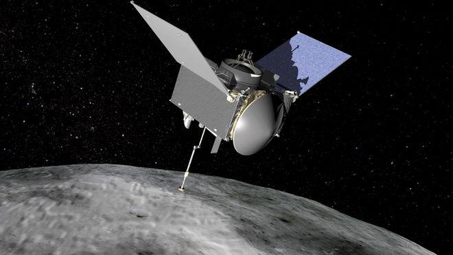 НАСА отправит зонд на астероид, который может столкнуться с Землей