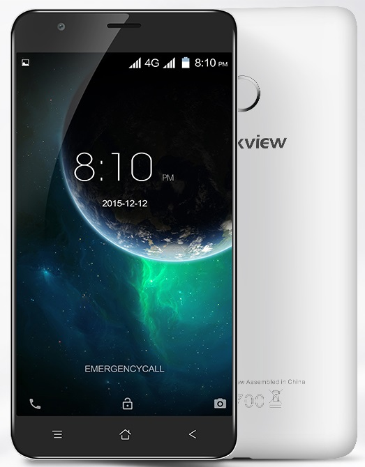 Смартфон Blackview E7 получил SoC MediaTek MT6737