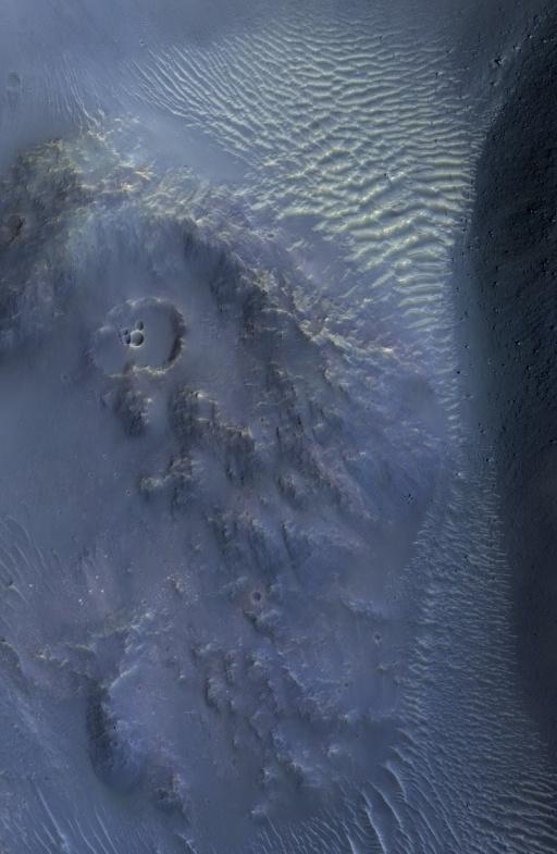 Такой синий и белый Марс - 5