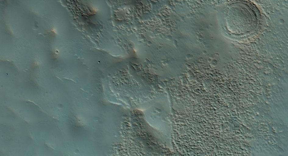 Такой синий и белый Марс - 1