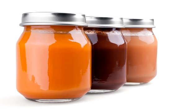 Детское питание из супермаркета приводит к переизбытку соли в организме ребенка