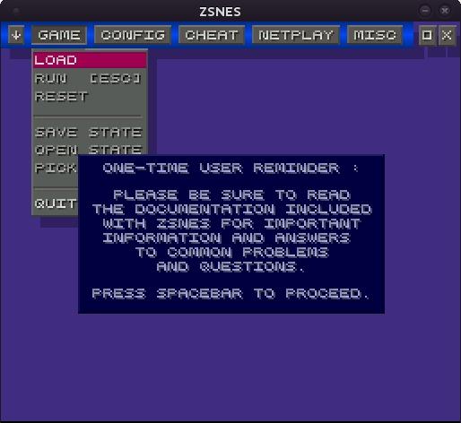 Лучшие эмуляторы игровых консолей для Linux - 11