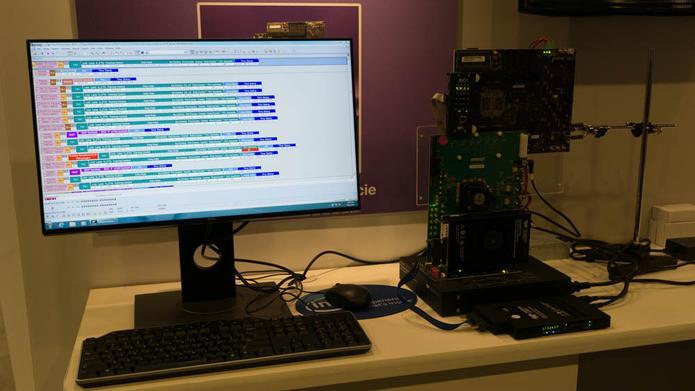 Интерфейс PCIe 4.0 придёт на рынок в следующем году