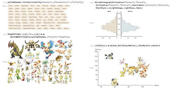 Обзор новых возможностей Mathematica 11 и языка Wolfram Language - 13