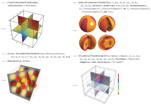Обзор новых возможностей Mathematica 11 и языка Wolfram Language - 23