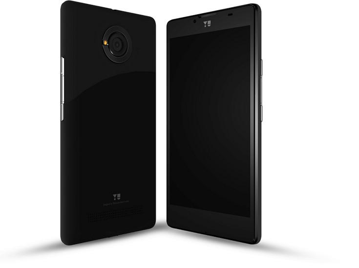 Смартфон Yu Yunique Plus поддерживает LTE