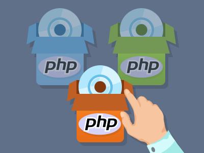 Жонглируем версиями PHP в системе - 1