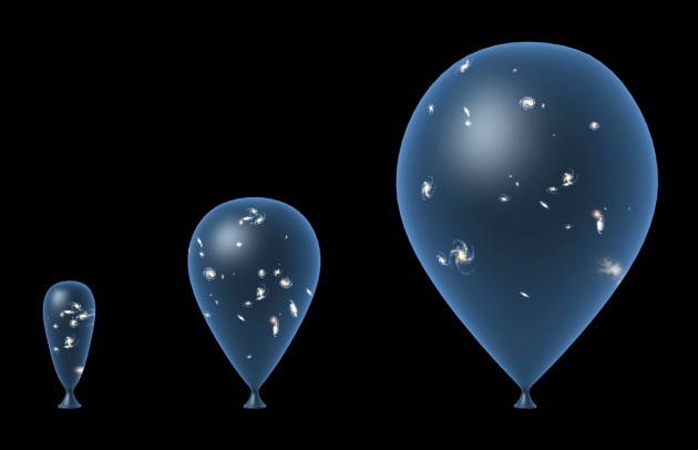Как получилось, что размер Вселенной больше её возраста? - 7