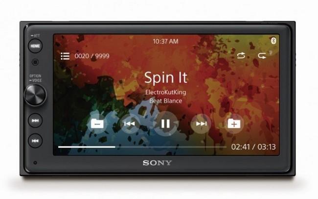 Первое автомобильное головное устройство Sony с поддержкой Apple CarPlay и Android Auto выйдет в ноябре по цене $500