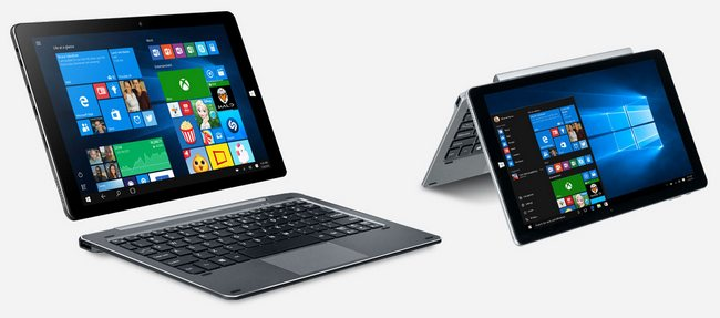 Планшет Chuwi HiBook Pro с экраном разрешением 2К и 4 ГБ ОЗУ поступает в продажу по цене $200