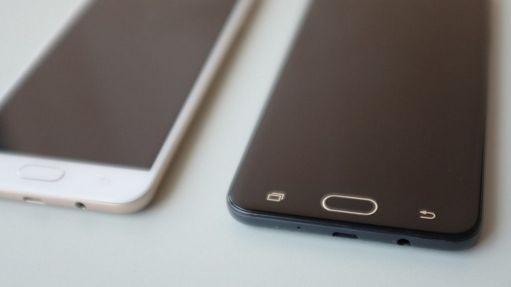 Смартфон Samsung Galaxy J7 Prime получил экран Full HD