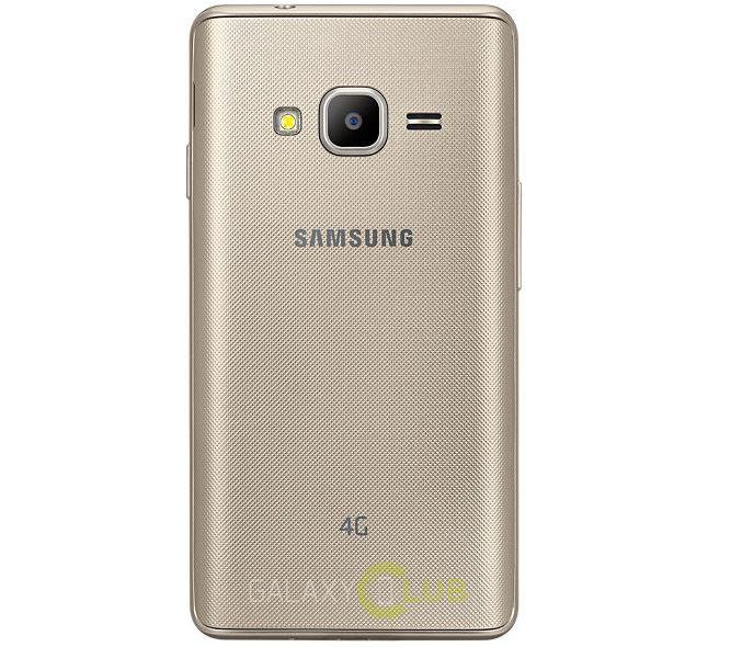Появились официальные изображения смартфона Samsung Z2