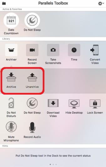 Parallels Toolbox поможет скачать ролик с YouTube, выключить микрофон, записать видео и многое другое - 3