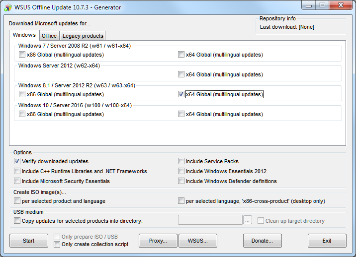 Как установить Windows Server 2012 R2 и не получить 200 обновлений вдогонку - 3
