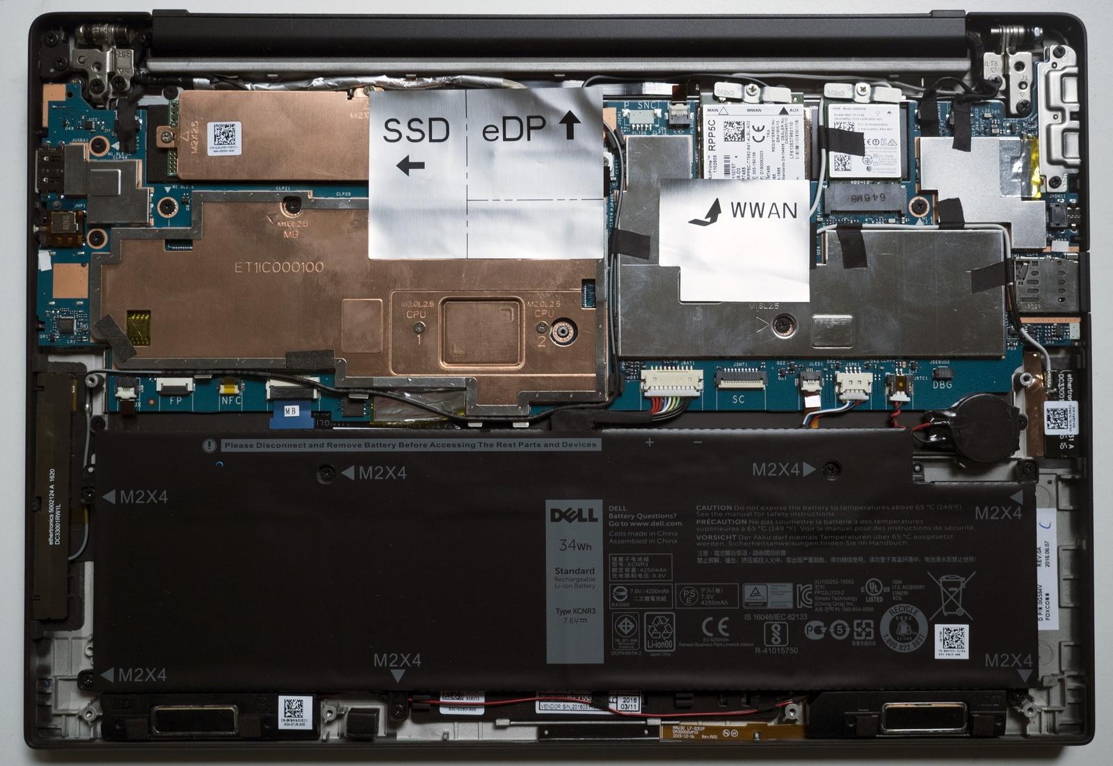 Обзор ультрабука Dell Latitude 13 (7370): Без шума, пыли и сомнений - 4