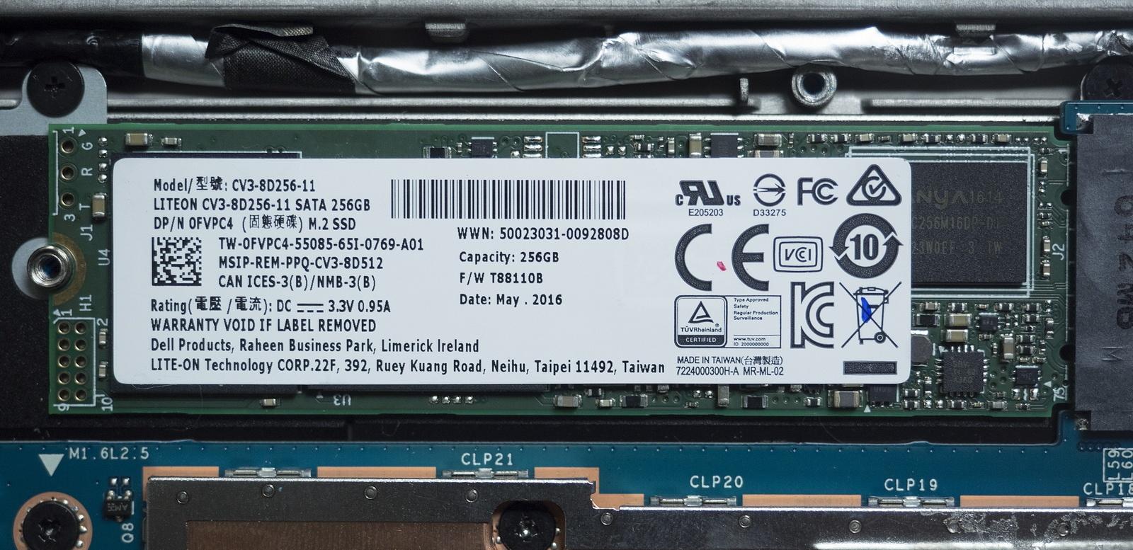 Обзор ультрабука Dell Latitude 13 (7370): Без шума, пыли и сомнений - 6