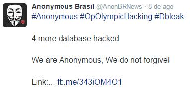 Основные мировые события, хактивизм и #OpOlympicHacking - 11