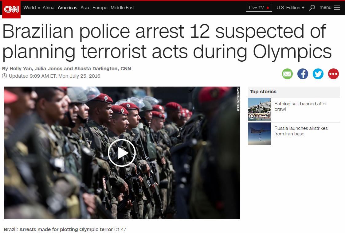 Основные мировые события, хактивизм и #OpOlympicHacking - 2