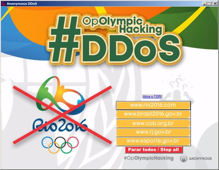 Основные мировые события, хактивизм и #OpOlympicHacking - 7
