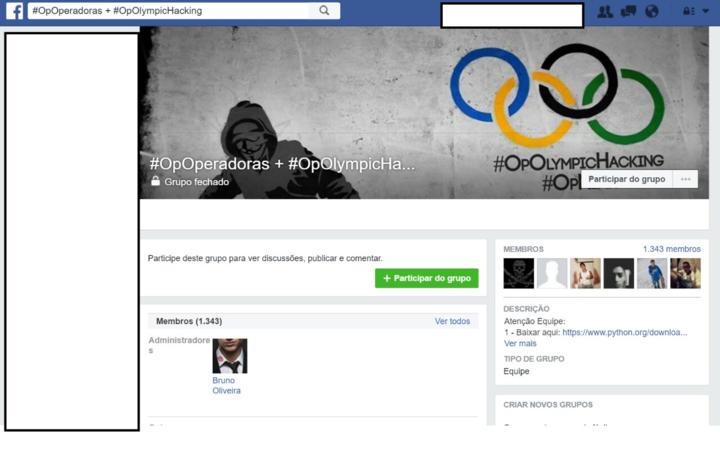 Основные мировые события, хактивизм и #OpOlympicHacking - 9