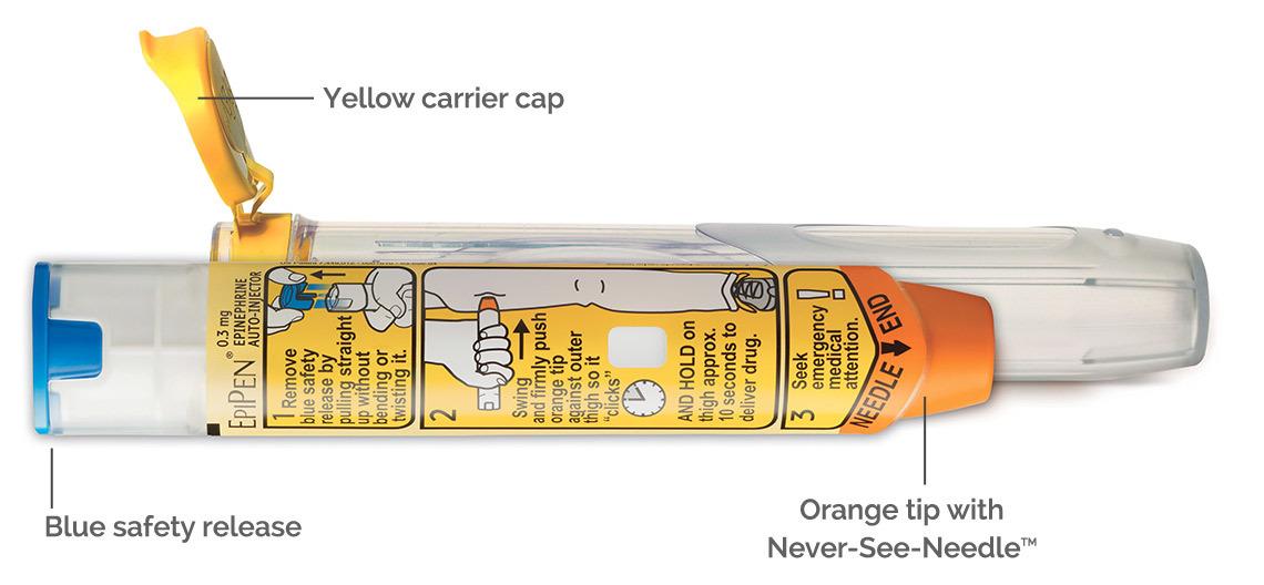 Правообладатель резко поднял цену на жизненно важное устройство EpiPen. Поможет ли 3D-печать? - 2