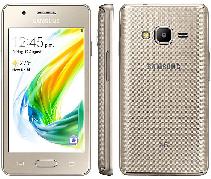 Смартфон Samsung Z2 оценили в 70 долларов и оснастили полезными функциями