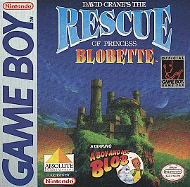 The Rescue of Princess Blobette