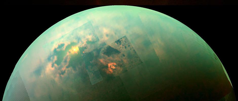 Титан — колыбель жизни? - 1
