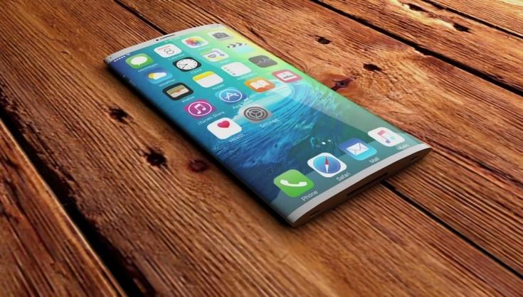 Apple может выпустить смартфон с изогнутым дисплеем