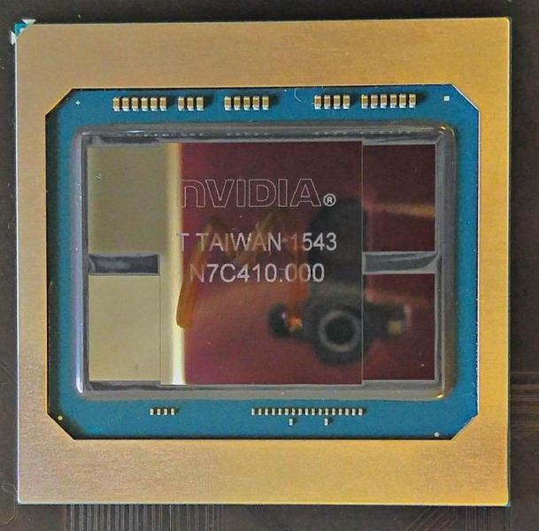 GPU GP100 предстал во всей красе