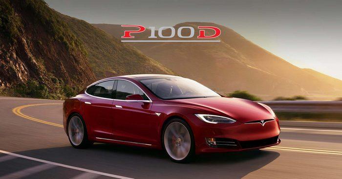 Tesla Model S P100D с дальностью хода более 600 км называют самым динамичным серийным автомобилем